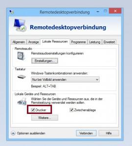RDP_Drucker_Freigeben